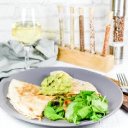 30% Reducere Pepper & guacamole tortilla image