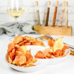 Chips & tarragot sauce image