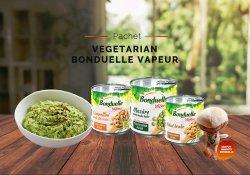 Pachet vegetarian Bonduelle Vapeur  image