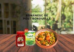 Pachet Românesc de post Bonduelle  image