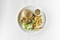 Crispy Burger cu pui image