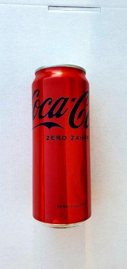Cola Cola Zero image