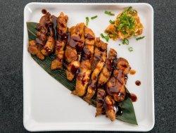 Chicken teriaki image