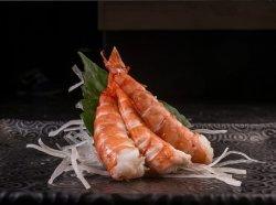 Ebi sashimi image