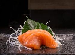 Sake sashimi image