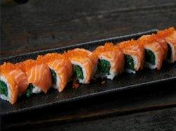Sake delight maki image