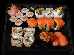 Salmon Mix image