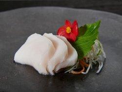 Seabass sashimi image