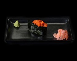 Sake delight gunkan image