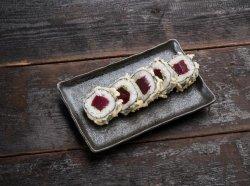 Tuna tempura maki image