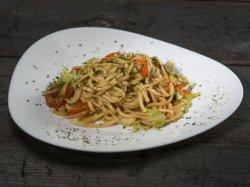 Udon noodles cu legume image