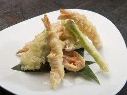 Yasay ebi tempura image
