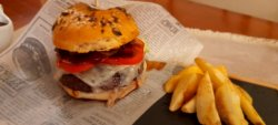 Burger Dumicat de vită  image