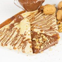Clatite cu Nutella si nuca image