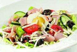 Salata Bulgareasca cu Focaccia image