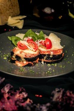 Melanza alla parmigiana