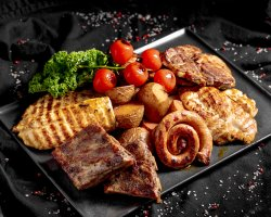 Grill Mixt 2 persoane image