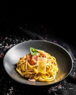 Spaghete alla Carbonara image