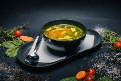Supa de pui cu paste