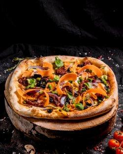 Pizza Vegana image