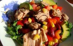 Salată de vară cu ton image