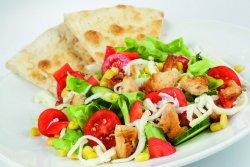 Salata de pui cu Foccacia image