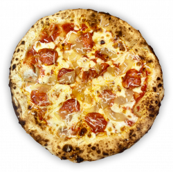 Pizza Pecorino Pere  image