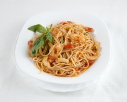 Spaghete mare e monti image