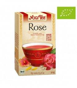 nadr-481994 ceai eco yogi cu trandafiri hibiscus si lavanda 2g*17