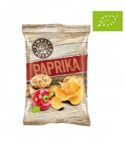nadr-651172 chipsuri eco cu paprika 100g