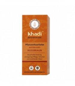 nadr-henna saten nuca khadi-vopsea naturala 100g