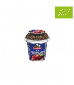 nal-iaurt zmeura fruit&crunchy eco 3.9% 150g