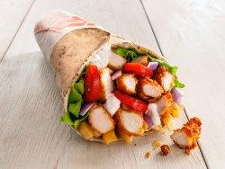Shawarma crispy image