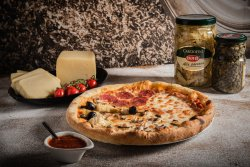 Pizza Quatro Stagioni 45 cm image