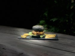 Burger Don Corleone (vită) image