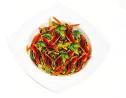 Vegetable noodles image