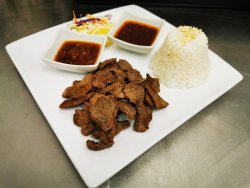 Beef teppanyaki image