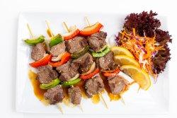 Beef yakitori image