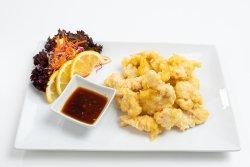 Chicken tempura image