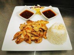 Chicken teppanyaki image