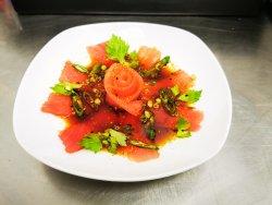 Marinated tuna image
