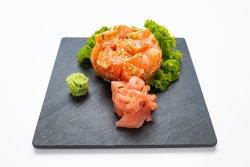 Salmon tartar image