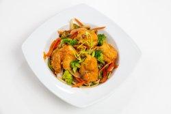 Shrimp noodles image