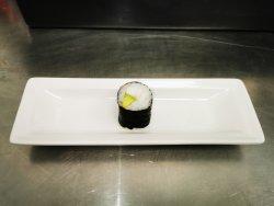 Shrimp & avocado hoso maki image