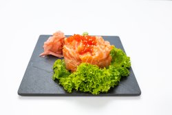 Spicy salmon image