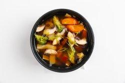 Veggie soup image