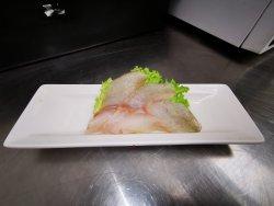 White fish sashimi image