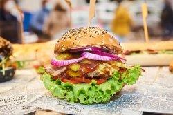40% Reducere: Burger Texas BBQ Hot image
