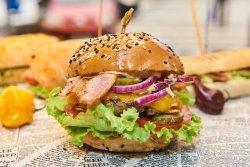 40% Reducere: Burger To Go image