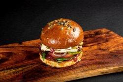 1+1 gratuit: Veggie Burger image
